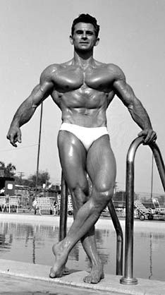 The Iron Guru, Vince Gironda