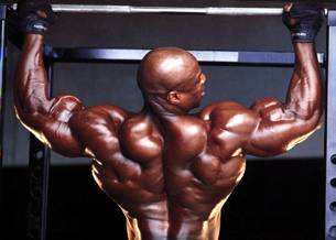 Ronnie Coleman's Big Lats