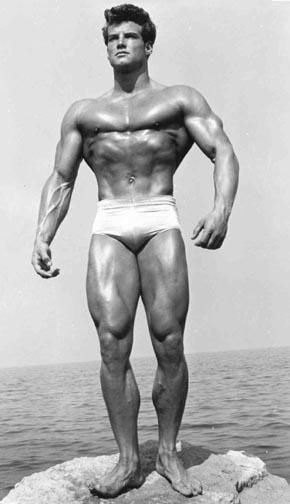 Hercules, Steve Reeves
