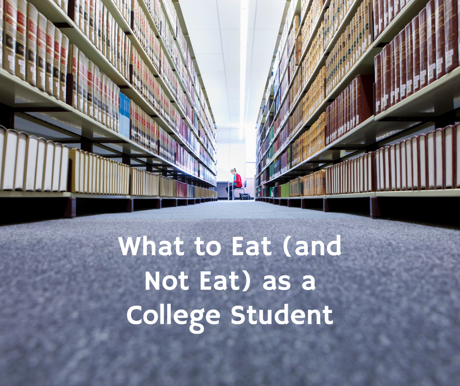 college student diet